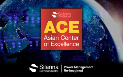 Silanna Semiconductor Expands Asian Customer Technology and Design Support with Custom Power Management Design Center